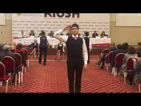 Шоу-показ спецодежды Техноавиа KIOSH-2018