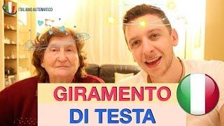 Mi Gira la Testa!  Imparare l'Italiano