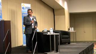 Dr. Pradeep Haldar Discusses Key PV Concerns and Solutions at a US PVMC Thought Forum