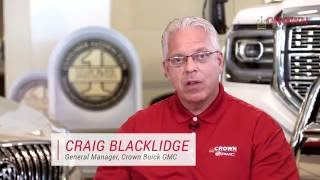 Open and Transparent Pricing at Crown Buick GMC