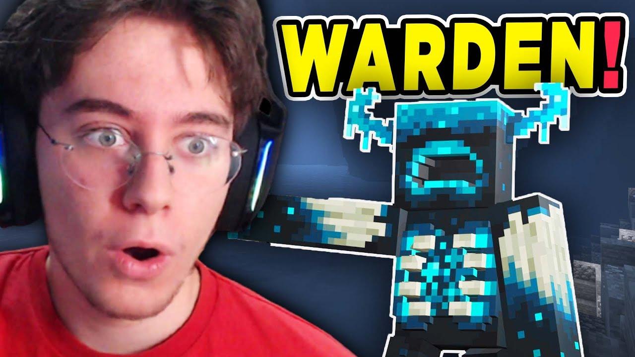 1.18 Sürümü! Warden Ne Kadar Güçlü? / Minecraft'ın Gelecek Hali