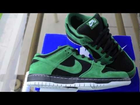 Nike Sb Green Lantern