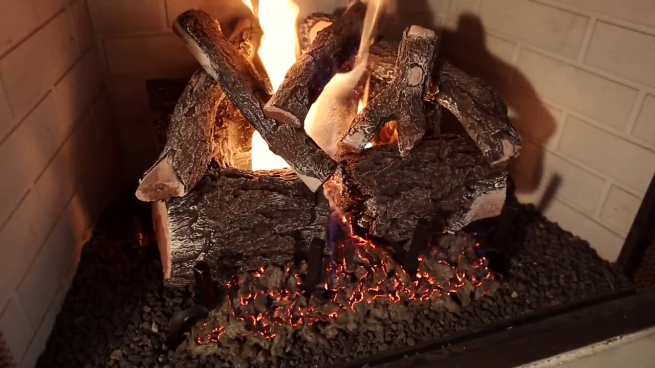 Arizona Weathered Oak Charred Gas Logs Review