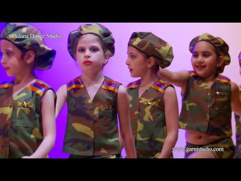 Qayl ar araj Adana Dance Tata Simonyan