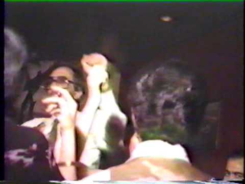 Youssef Kassab In 1980 Part 2 يوسف كساب With Bellydancer