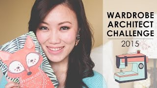 DIY | Wardrobe Architect Challenge 2015 Thumbnail