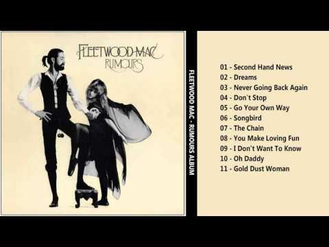 Fleetwood Mac - Rumours Album