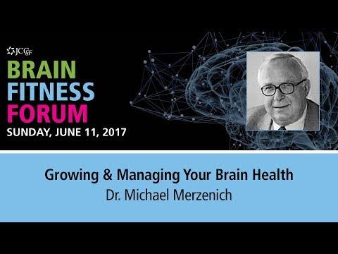 JCCSF Brain Fitness Forum with Micheal Merzenich