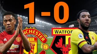 ไฮไลท์ฟุตบอล|เอฟเอคัพ|อังกฤษ|แมนเชสเตอร์ยูไนเต็ด vs วัตฟอร์ด