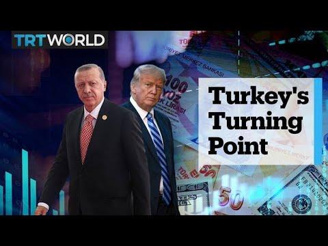 Turkey's Lira vs US Dollar crisis