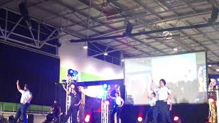 New Zealand Police Dance at Diwali festival 2017