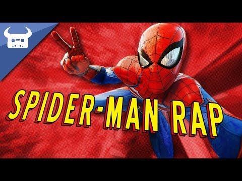MARVEL'S SPIDER-MAN RAP SONG | Dan Bull