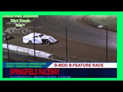 B Mod B Main Race Springfield Raceway September 16 2017
