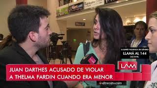 La palabra de Ana Coacci, otra actriz acosada por Juan Darthés