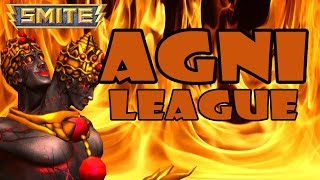 SMITE League #134 - Agni