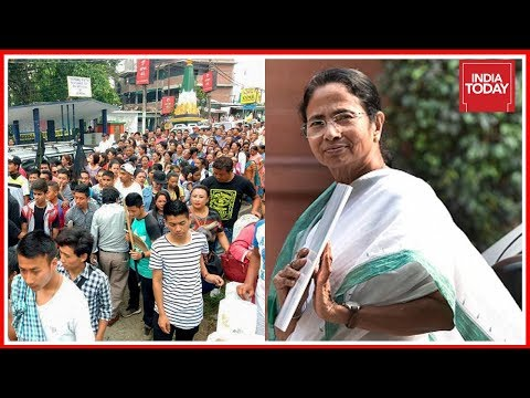 Mamata Appeals For Calm In Darjeeling