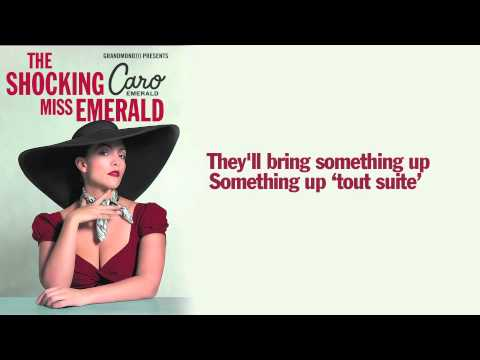 Caro Emerald  Liquid Lunch Lyrics