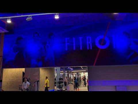 Обзор фитнес-клуба премиум класса Fitron орбита, описание зала, бассейна, разбор тренажёров