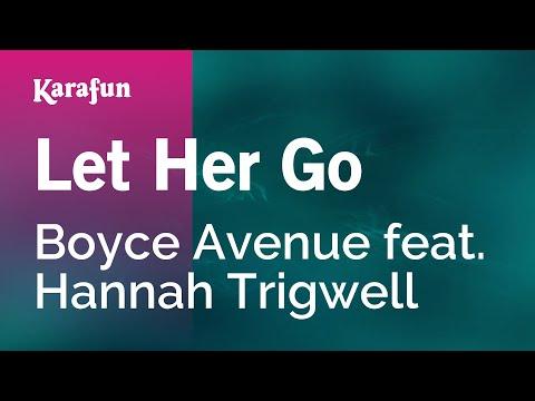 Karaoke Let Her Go - Boyce Avenue *