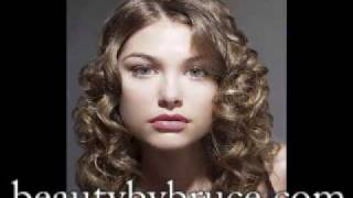 LONG and SHORT HAIR STYLES and MAKEUP by BRUCE KUSHNICK Thumbnail