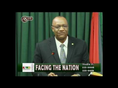 Guyana Times, Post Cabinet Briefing and Lent