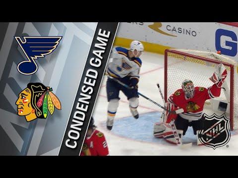 04/06/18 Condensed Game: Blues @ Blackhawks