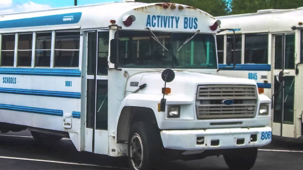 Activity Buses Of Nc Part 5
