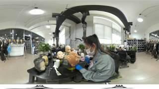 360°: Inside a Smart Sex Doll Factory