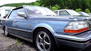 Nissan Gloria Y30 日産 グロリア Y30