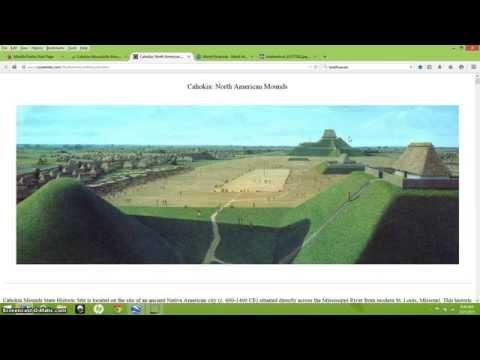Cahokia ~ The Pyramid & City Of Ancient Knowledge