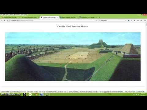 Cahokia ~ The Pyramid & City Of Ancient Knowledge