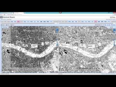 Historic Digimap Webinar 18th Nov 2015