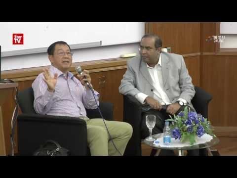 Talk on journey of Chinese schools in Malaysia – Question and Answer session