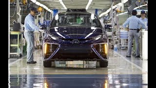 Download Toyota Mirai FULL PRODUCTION in Japan Mp3 and Videos