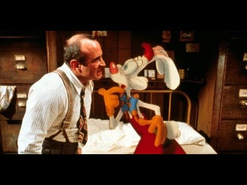 Who Framed Roger Rabbit - Blending a World of Live Action and Animation