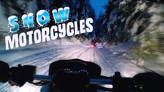 How To Get Your Motorcycle Fix In The Winter