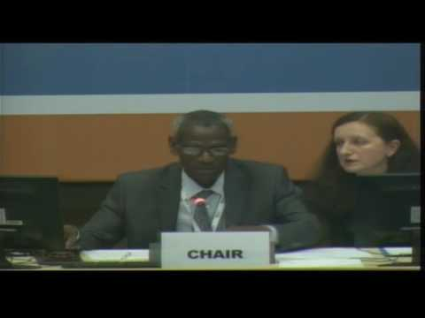 UNCCD CRIC 15 Live Event - Day 3 Afternoon Session - French Channel