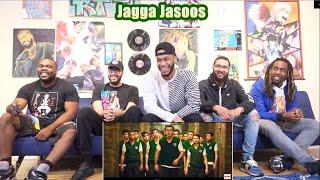 Jagga Jasoos Galti Se Mistake Video Song Reaction  Ranbir Katrina  Pritam Arijit Amit