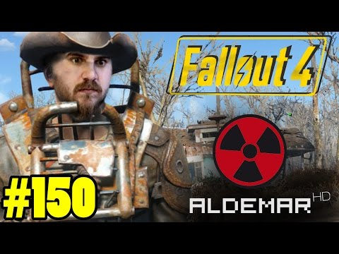 FALLOUT 4 [PC] - #150: Yangtze ☢ [DEUTSCH] -  Lets Play Fallout 4