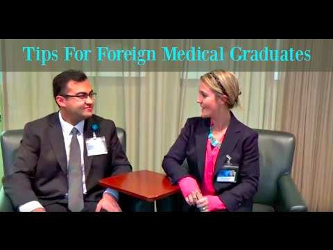 Tips For Foreign Medical Grads To Practice In The US
