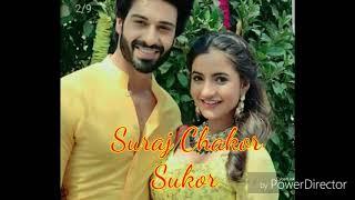 Những hình ảnh đẹp của cặp đôi Suraj Chakor |Sukor_ Udaan|.