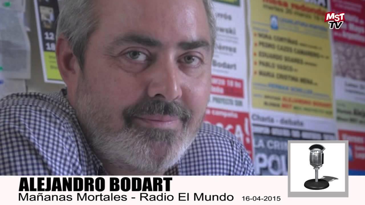 Bodart en radio el mundo hay que declarar la emergencia en violencia de g nero alejandro bodart