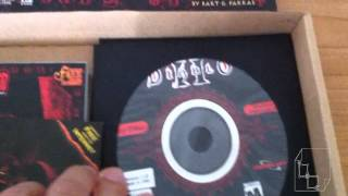 Unboxing Diablo 2 Battle Chest with Lord of Destruction Expansion Set Diablo II