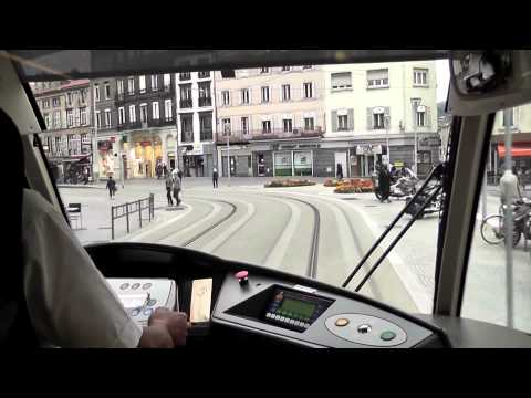 Tramway de Clermont Ferrand