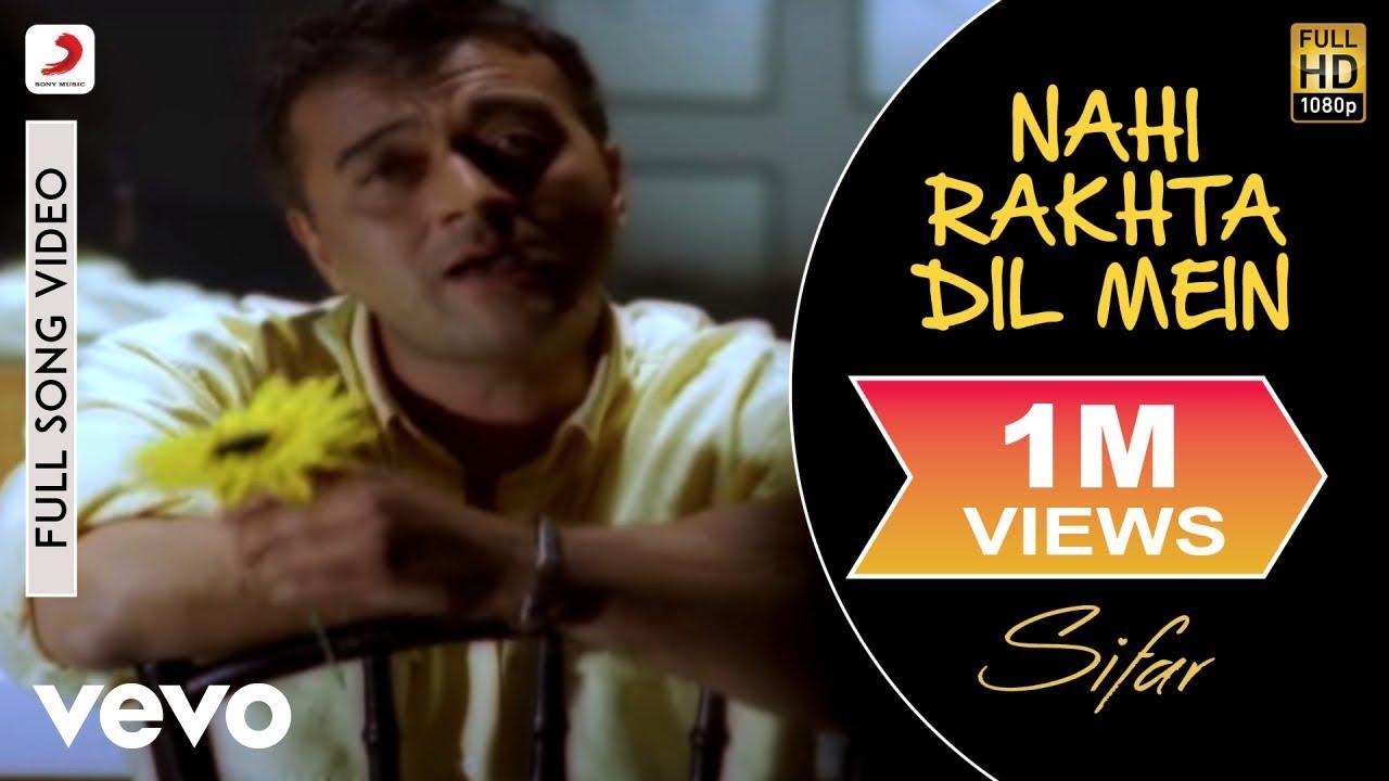 Download Nahi Rakhta Dil Mein - Official Full Song | Sifar | Lucky Ali