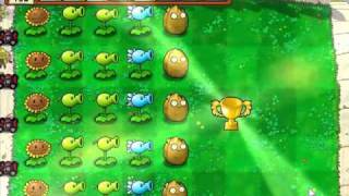 Let's Play Plants Vs Zombies 43 - Mini-j...