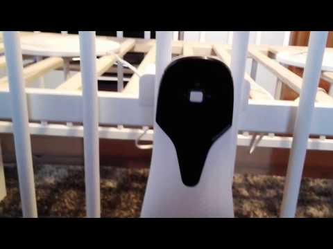 Monitor oddechu dla niemowląt BabySense ( Breathing monitor for babies BabySense)