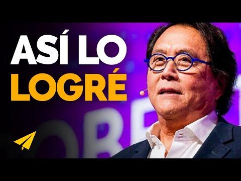 RENUNCIAR NO Existe en mi Vocabulario | Robert Kiyosaki en Español: 10 Reglas para el éxito