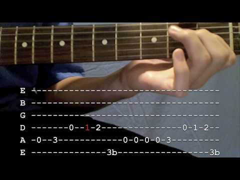 Guitar Lesson - How to Play the