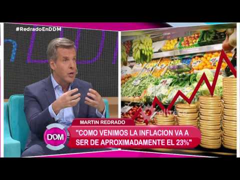 Martín Redrado analiza la economía de la Argentina en el gobierno de Macri